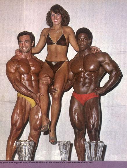 Photo de Bertil Fox | Musculazone Arnold Schwarzenegger