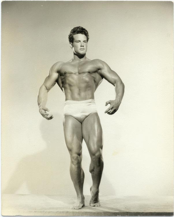 Photo de Steve Reeves ... Arnold Schwarzenegger Bodybuilding
