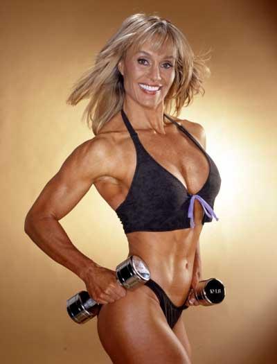 Photo de Cory Everson   Musculazone Arnold Schwarzenegger Bodybuilding